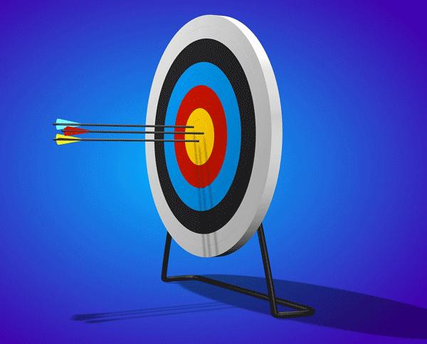 diana-con-tres-flechas-clavadas-en-el-centro