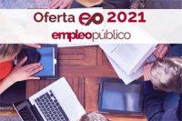 Oferta de Empleo Público de la Administración General del Estado año 2021: 10.254 nuevas plazas.