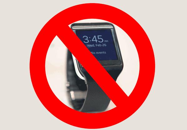 smartwatch-prohibido-en-examen-oposicion